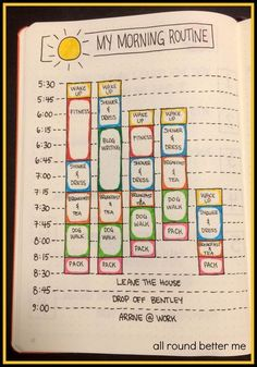 Homeschool Bullet Journal Inspiration — How To: The early years