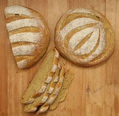 Pão de cará-moela