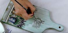 ΝΤΕΚΟΥΠΑΖ το εφέ της κουρτίνας! Οδηγίες και βίντεο - Toftiaxa.gr   Κατασκευές DIY Διακοσμηση Σπίτι Κήπος Decoupage Vintage, Lace Curtains, Projects, Log Projects, Blue Prints