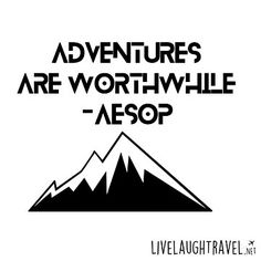 So very worthwhile. #travel #wanderlust #livelaughtravel...  Instagram travelquote