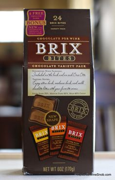 The Reverse Wine Snob: The Ultimate Gift Guide For Wine Lovers. Brix Chocolate For Wine! http://www.reversewinesnob.com/2014/12/the-ultimate-gift-guide-for-wine-lovers.html