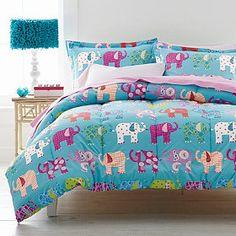 Elephant Walk Comforter