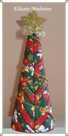 Árvore de Natal em Patchwork | Flickr – Compartilhamento de fotos!