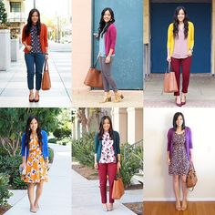 Spring Style Profile: Business Casual