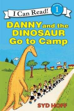 Danny and the Dinosaur Go to Camp (I Can Read Level 1) – Books for Kids