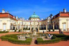 Chateau Buchlovice, Czech Rep.