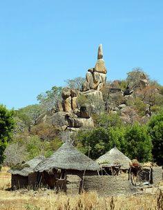 Moutourwa, Cameroon. Photo: ToSStudio via Flickr