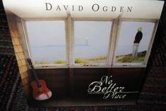 DAVID OGDEN: NO BETTER PLACE MUSIC CD, 10 GREAT TRACKS, COASTAL FOG RECORDS, GUC