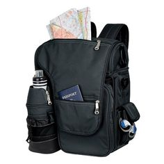 Picnic Time Insulated Backpack