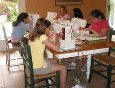Planning Your Summer Sewing Camp