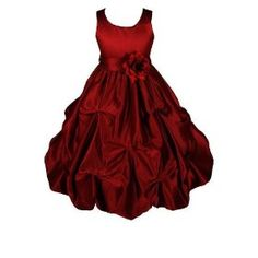 AMJ Dresses Inc Girls Burgundy Flower Girl Holiday Dress Size Tea Length Above the Ankle. It Is Perfect for a Flower Girl Dress, Communion Dress, Pageant Dress, Easter Dress, and Other Special Occasions. Made In Usa. Purple Flower Girls, Red Flower Girl Dresses, Little Girl Dresses, Pretty Dresses, Girls Holiday Dresses, Girls Pageant Dresses, Special Occasion Dresses, Christmas Dresses, Prom Dresses