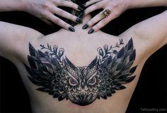 Upper Back Cover Up Tattoo Designs Skin Arts Source