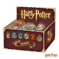 Lot de 36 Badges Harry Potter