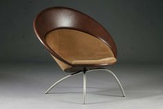 """""""Icon"""" Lounge chair by Nanna Ditzel. 