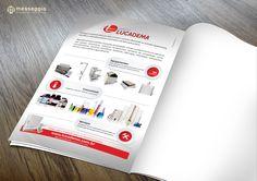Tipo: Anúncio revista Cliente: Grupo Lucadema