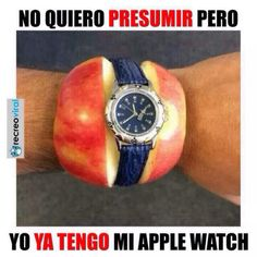 Apple Watch lustig - Apple Watch Fail - Apfel Uhr (Cool Pics For Whatsapp) Really Funny Memes, Crazy Funny Memes, Funny Animal Memes, Stupid Memes, Funny Relatable Memes, Haha Funny, Funny Jokes, Hilarious, Funny Stuff
