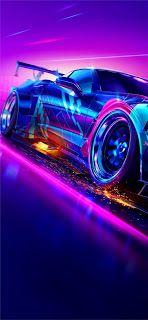 خلفيات Iphone 12 حصرية دقة عالية Full Hd Car Wallpapers Neon Car Car Iphone Wallpaper