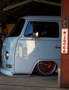 If theres one thing I dont like about Japan its the way society is forced to adhere to a predetermined set of steps. As soon as children start their first day at school [] Volkswagen Bus, Vw T1, Vw Camper, Motor Kombi, Kombi Food Truck, Combi Wv, Monospace, Kdf Wagen, Cool Vans
