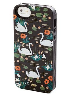 Swans a-Streaming iPhone 5/5s Case
