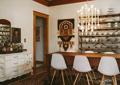 Vintage 1915 colonial home Follow Gravity Home: Blog - Instagram - Pinterest - Bloglovin - Facebook