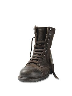 Shop at the Official Diesel Store: a vast assortment of jeans, clothing, shoes & accessories. Diesel Boots, Diesel Dresses, Diesel Store, Dressed To Kill, Combat Boots, What To Wear, Shoe Boots, Dress Shoes, Stylists