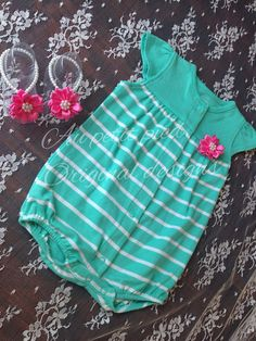 Hey, I found this really awesome Etsy listing at https://www.etsy.com/listing/188347945/baby-clothes-baby-romper-newborn-girl