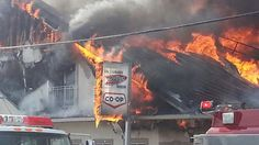 In Photos: Fire Engulfs St. Albert, Ont. Cheese Factory | CTV News