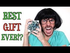 BEST LAST MINUTE CHRISTMAS GIFTS EVER!?   The Surprise Gift Exchange   Cheap Laughs ep. 78 - YouTube