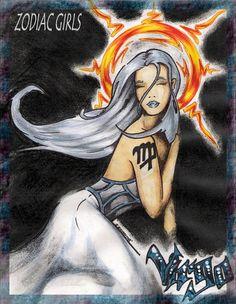 vierge par Odin14