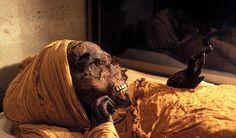 The mummy of Seqenenre Tao II