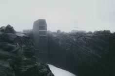 CONCRETE MONUMENTS – Norway on Behance