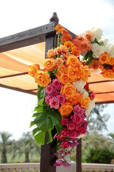 Indian wedding ceremony decor ideas
