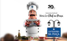 Gastronomia na Praça 2016 - http://superchefs.com.br/event/gastronomia-na-praca-2016/ -