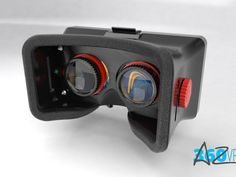 3D printable VR Headset for smartphones by AZ360VR - Thingiverse