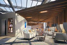 Air China Hongqiao Lounge JPA Design