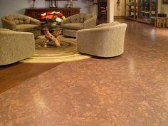 basement flooring basement flooring options cork