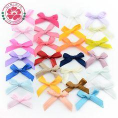 2016 Wholesale 1 9  Factory Handamde Children Clothes Accessories Satin Ribbon Bow Wedding Scrapbooking Embellishment Crafts From Geraldi, $17.88 | Dhgate.Com