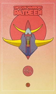 Francis Tsai – 70′s Style Super Heroes Posters  Via Geek-art.net
