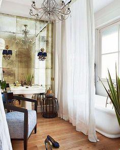 Fascinación por los baños clásicos
