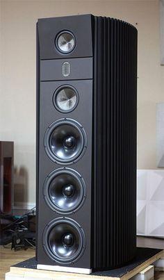 High End Speakers, Tower Speakers, Monitor Speakers, High End Audio, Audiophile Speakers, Hifi Audio, Stereo Speakers, Diy Hifi, Mc Intosh