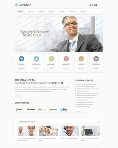Business Principles Site Template