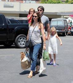 Jennifer garner pregnant with third child 2011