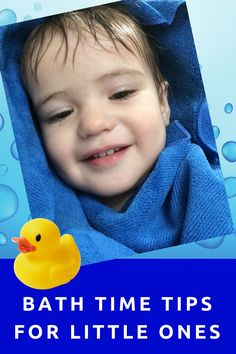 Does your little one look forward to bath time or do you struggle with this task? Here are some tips to help make bath time fun for both child and parent: Be Prepared Little ones do not like to wait for their parents to be ready so get ready ahead of time. Gather all of your supplies and run the