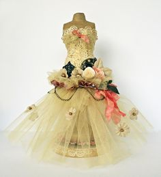 Altered Dress Form with Robbie Herring with Live with Prima - YouTube