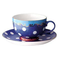 High tea-en is helemaal hip, en adorable merken als Blond Amsterdam en Oilily brengen prachtige theeserviezen uit. Mooi om uit te drinken, maar nét zo leuk om gewoon neer te zetten op je kamer!