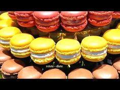 Mai, Macarons, Caramel, Youtube, Salt Water Taffy, Toffee, Macaroons, Youtubers