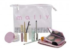 Mally Beauty Fashion Week kit.... Her makeup is AWSOME Mally Beauty, Hair Beauty, Fashion Beauty, Kit, Makeup, Beautiful, Bullet, Style, Collection