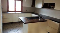Grand Format, Kitchen Island, Table, Furniture, Home Decor, Gray, Countertop, Island Kitchen, Decoration Home