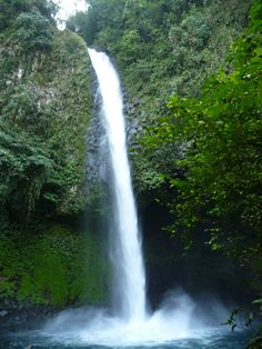 Costa Rica falls