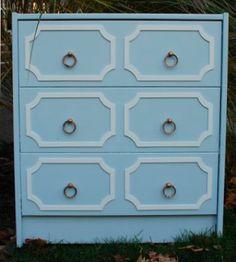 Ikea's Rast dresser